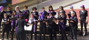 coro de mujeres